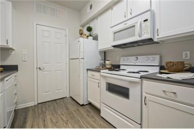 This Apartment is a must see. Single Car Garage!