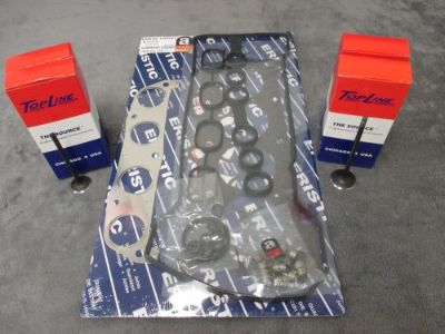 Buy Fits Nissan Altima 2.4L DOHC KA24DE Head Gasket Set-Valves 1993-97 motorcycle in Tampa, Florida, United States, for US $161.50