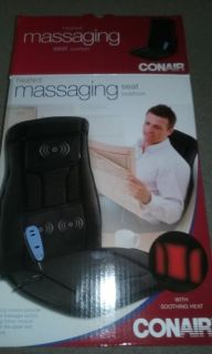 Heated/Massaging Chair Cushion