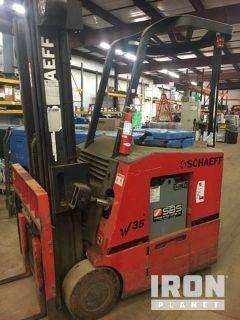 Schaeff 35SRS190TS0 Electric Forklift