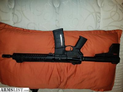 For Sale: Piston operated ar15 pistol