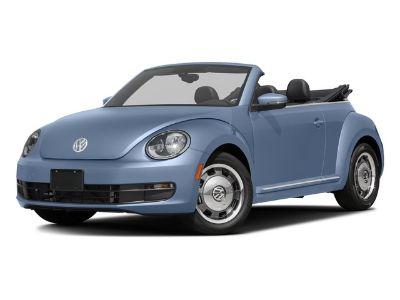2016 Volkswagen Beetle 1.8T PZEV (Red)