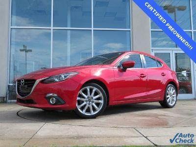 2016 Mazda Mazda3 s (Soul Red Metallic)