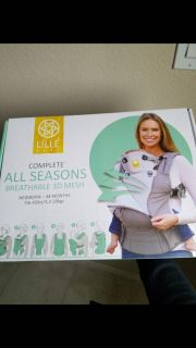Lille Complete all season baby/toddler carrier