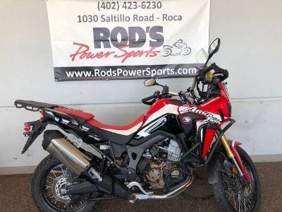 2017 Honda Africa Twin DCT Dual Purpose Motorcycles Roca, NE