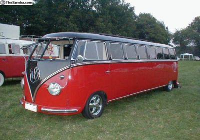 [WTB] VW Bus Limo