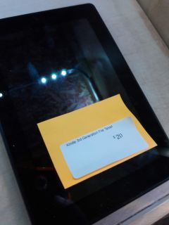 Kindle Fire Tablet (3rd Generation)