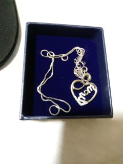 """I Love You To The Moon And Back Necklace, 18"""", Jewelry for Women Birthday New Years Eve Xmas Present for Mom\"""
