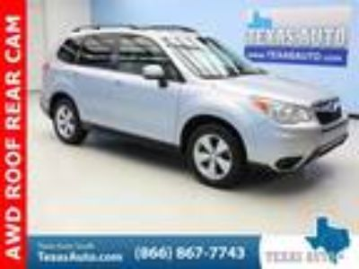 used 2016 Subaru Forester for sale.