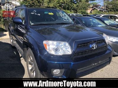 2009 Toyota 4Runner Limited (Blue)