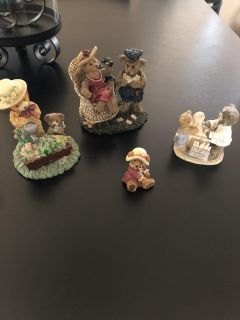 Bear collection lot