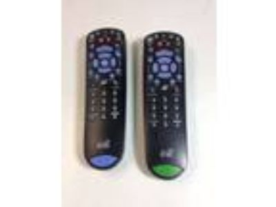 Lot of 2 Dish Network Remote Control 3.4 IR / 4.0 IR Control