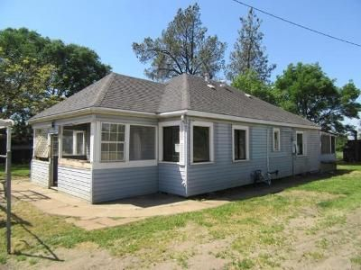 2 Bed 1 Bath Foreclosure Property in Oroville, CA 95966 - Lincoln Blvd