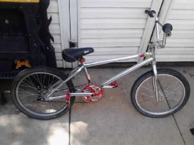 $130 real nice s&m race bike with great profile race cranks