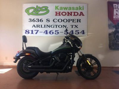 2013 Kawasaki Vulcan 900 Custom Cruiser Motorcycles Arlington, TX