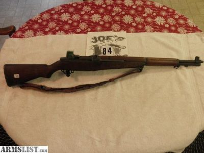 For Sale: Springfield M1 Garand