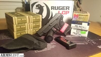 For Sale/Trade: Ruger LCP II package