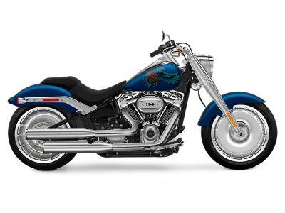 2018 Harley-Davidson 115th Anniversary Fat Boy 114 Cruiser Motorcycles Pittsfield, MA