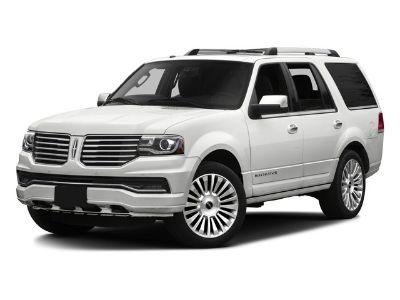 2016 Lincoln Navigator Select (Black)
