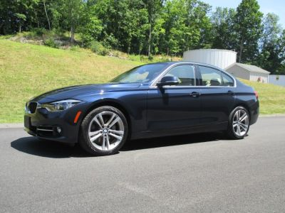 2016 BMW 3-Series 4dr Sdn 340i xDrive AWD (Imperial Blue Metallic)