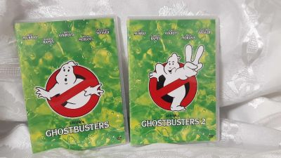Ghostbusters 1 & 2 DVDs 4.00