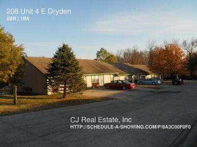 Apartment Rental - 208 Unit 4 E Dryden