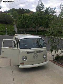 Classic '69 VW Panel Bus