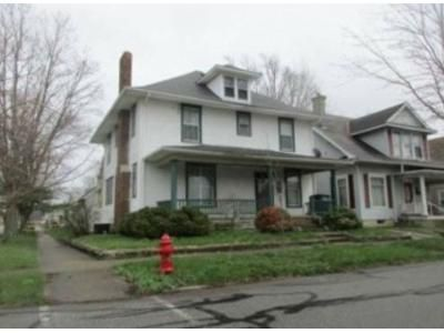 4 Bed 1.5 Bath Foreclosure Property in Rushville, IN 46173 - N Perkins St