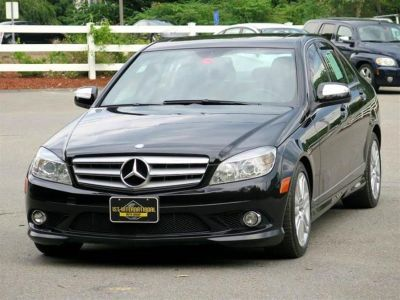 2009 Mercedes-Benz C-Class C300 (Black)