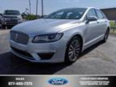 used 2017 Lincoln MKZ for sale.