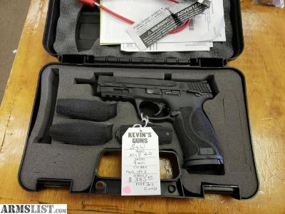 For Sale: S&W M&P 2.0 9mm