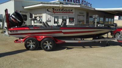2017 Bass Cat Cougar Advantage Bass Boats Eastland, TX