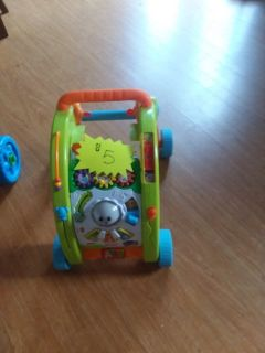 Walker push toy