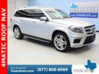 used 2014 Mercedes-Benz GL-Class for sale.