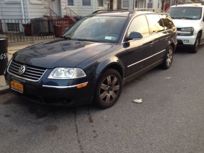 Parting out B5.5 Passat wagon blue 1/8t 4motion. Short period of time. Queens