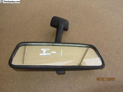 black vanagon rear view mirror I-1