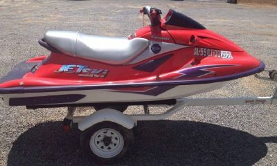 Kawasaki Ultra 150 1999 Model Jetski For Sale !