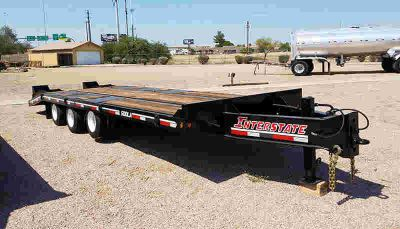 2018 Interstate Trailers 50dla