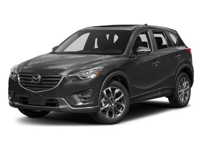 2016 Mazda CX-5 Grand Touring (Sonic Silver Metallic)