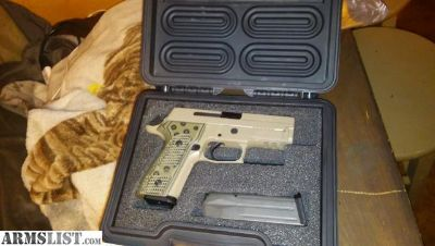 For Sale/Trade: Sig 229 Scorpion elite 9mm looking to trade for colt 1911 possibly others