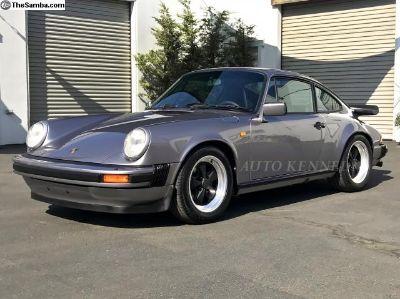 1989 Porsche 911 ROW G50 Euro Sunroof Delete