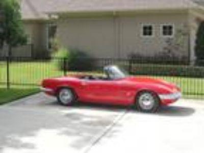 1965 Lotus Elan S2 Roadster