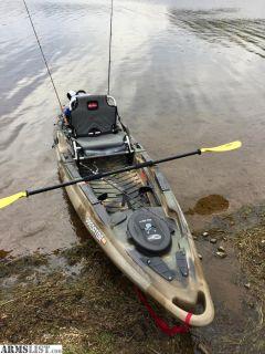 For Trade: Old Town Predator MX Fishing Kayak