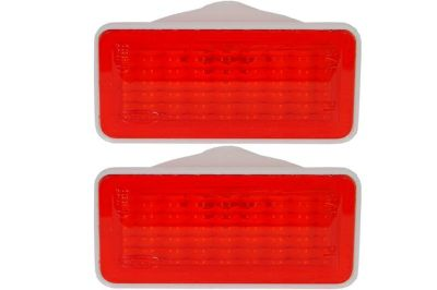 Purchase 1969 FORD MUSTANG/COUGAR REAR SIDE MARKER LIGHT ASSEMBLIES motorcycle in Lawrenceville, Georgia, US, for US $24.90