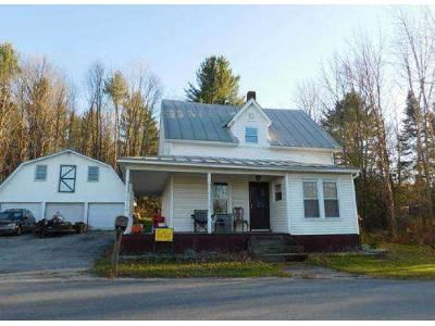 2 Bed 1 Bath Foreclosure Property in Graniteville, VT 05654 - Cogswell St