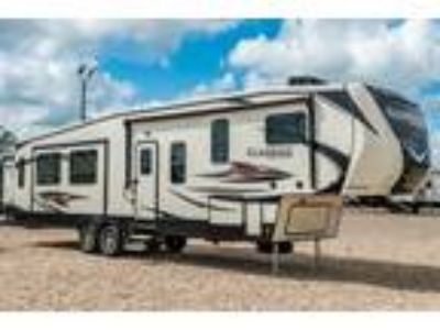 2019 Heartland Focus 360MB Bunk Model RV W/2 A/Cs & Sofa Recliner