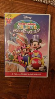 Mickey Mouse Clubhouse DVD Choo choo express