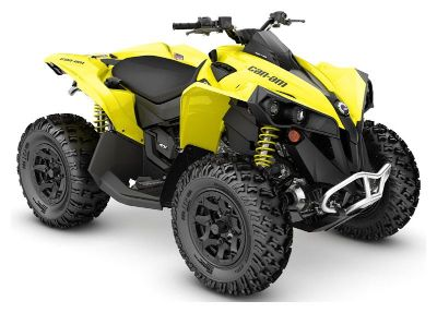 2019 Can-Am Renegade 570 ATV Sport Lancaster, NH