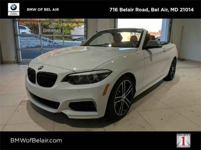 New 2018 BMW 2 Series Convertible