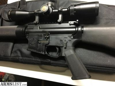 For Sale: Custom long range AR15